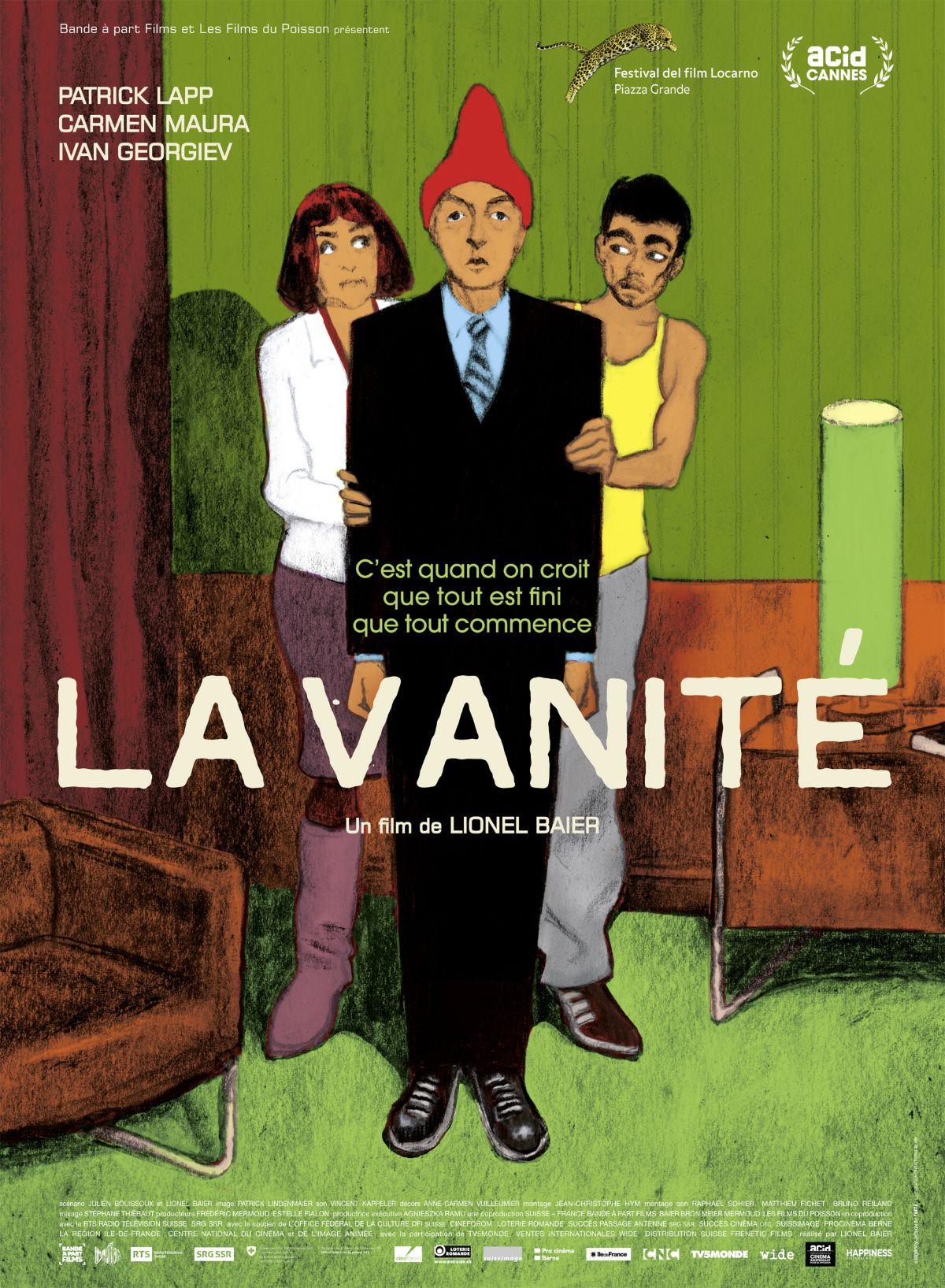 La Vanité - Film (2015)