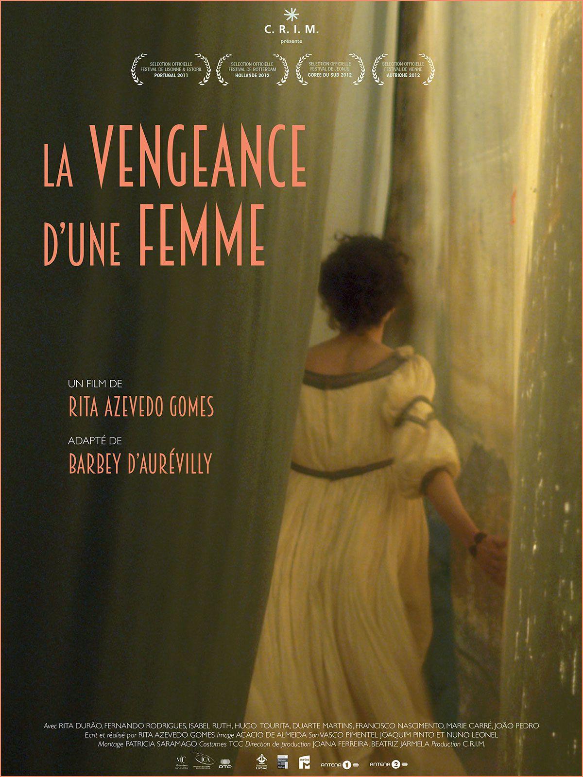La Vengeance d'une femme - Film (2012)