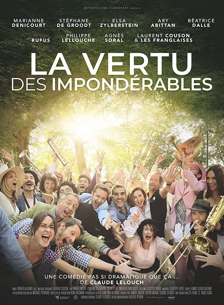 La Vertu des impondérables - Film (2020)