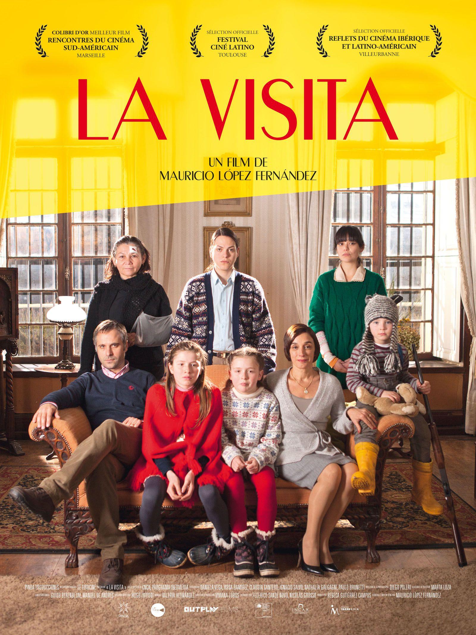 La Visita - Film (2016)