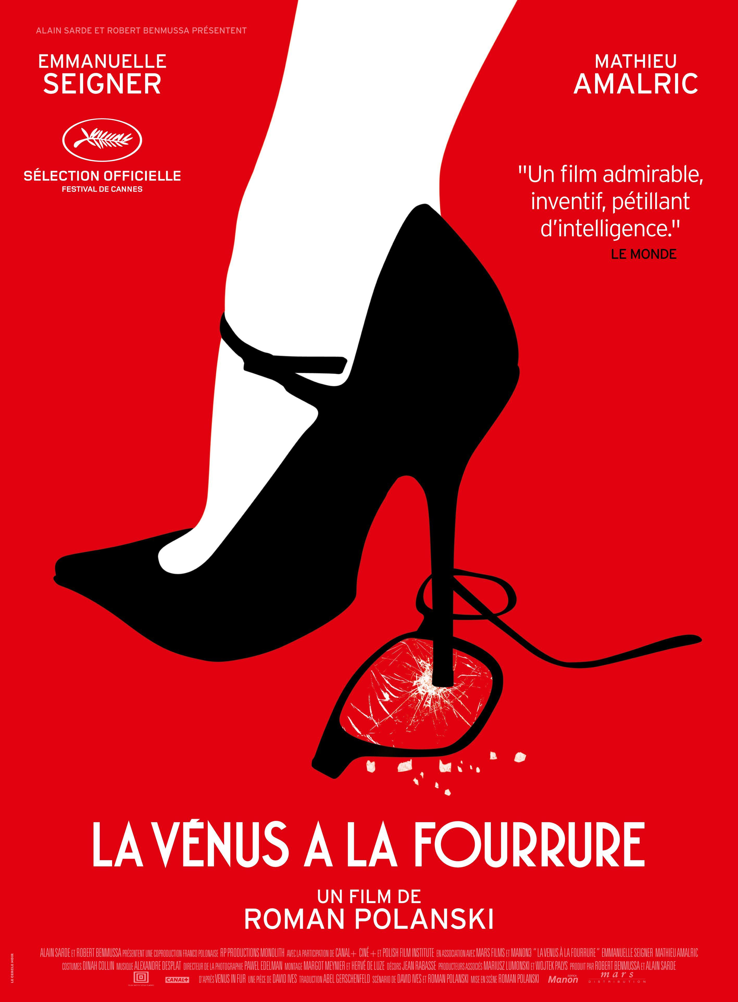 La Vénus à la fourrure - Film (2013)