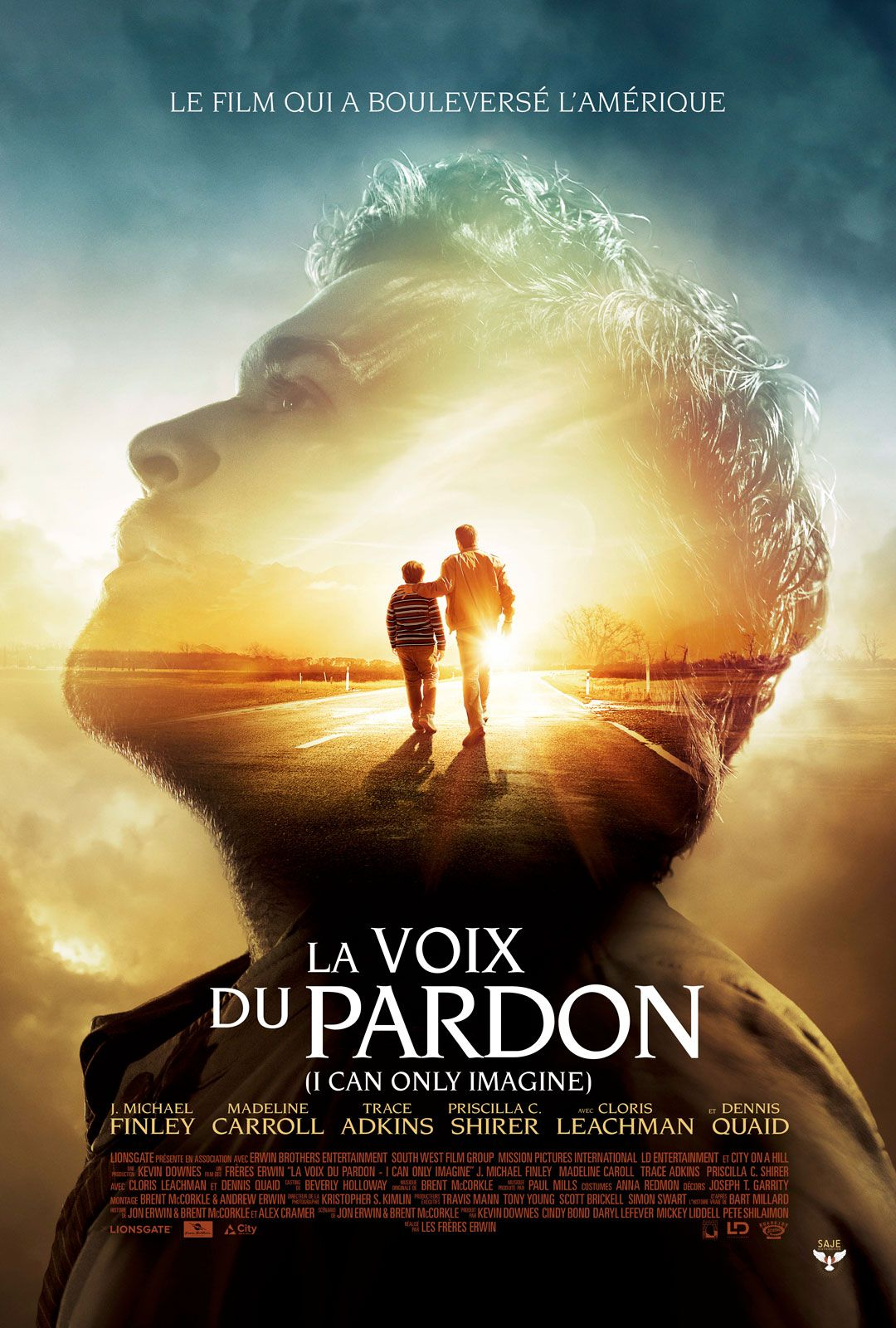 La Voix du pardon - Film (2019)
