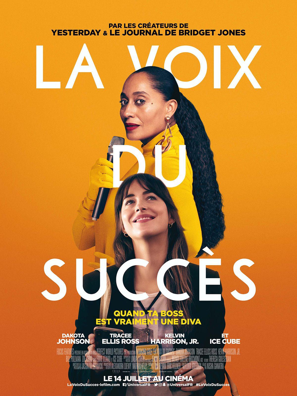 La Voix du succès - Film (2020)