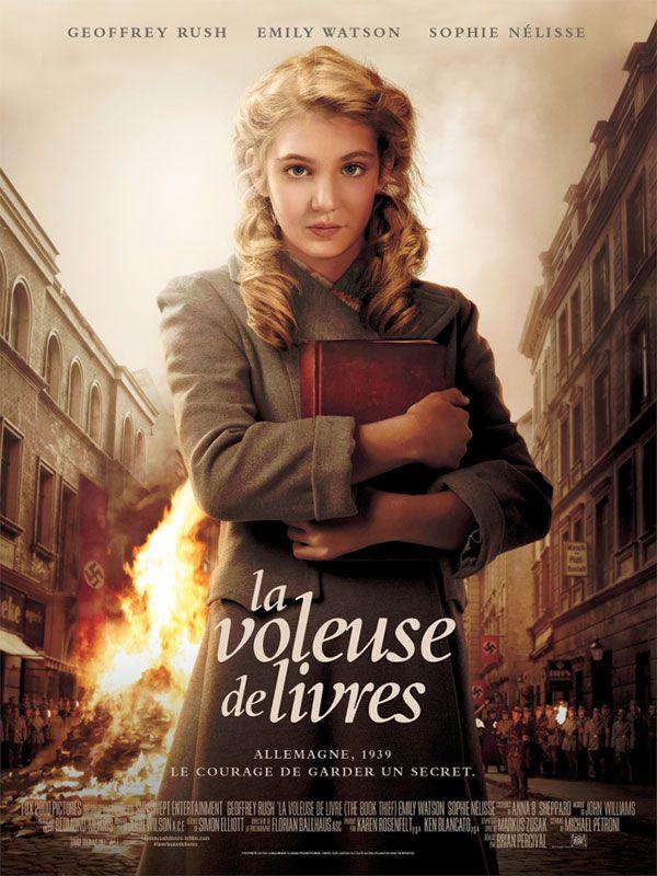 La Voleuse de livres - Film (2014)