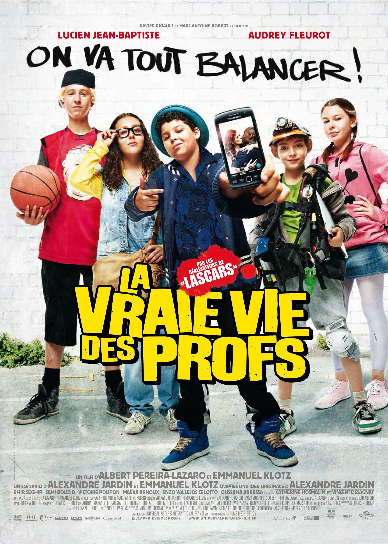 La Vraie Vie des Profs - Film (2013)