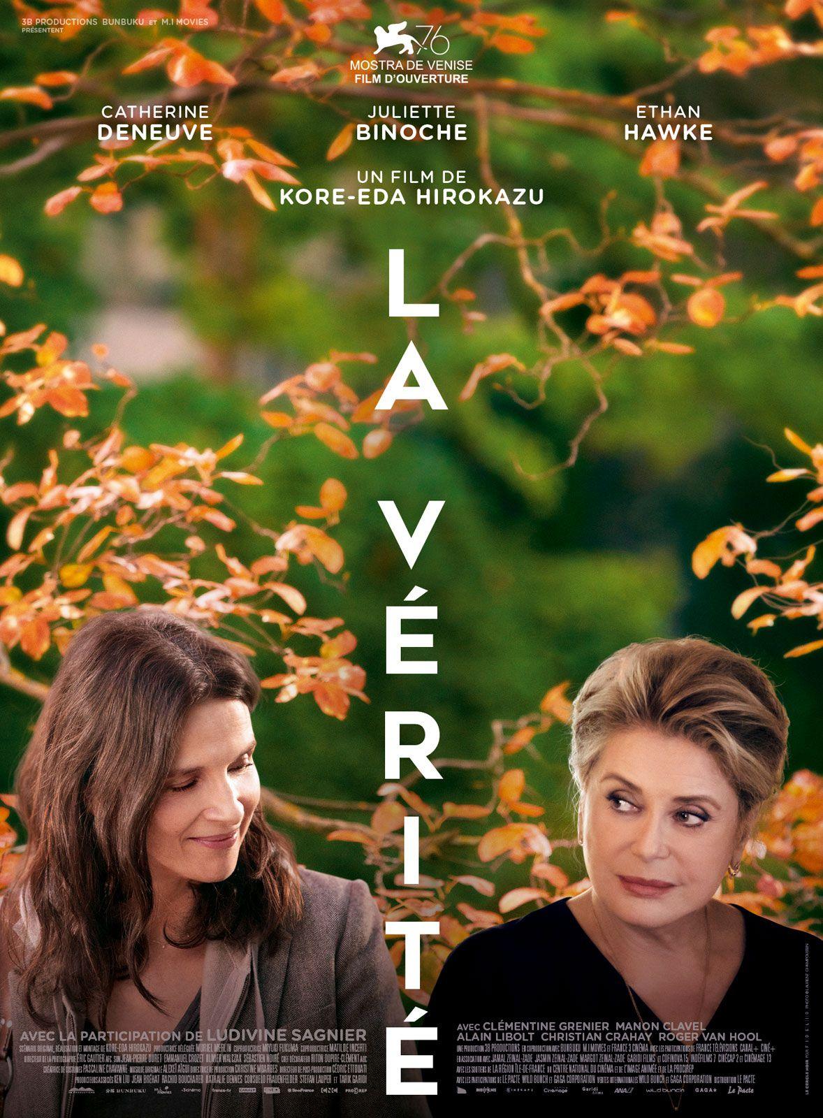 La Vérité - Film (2019)