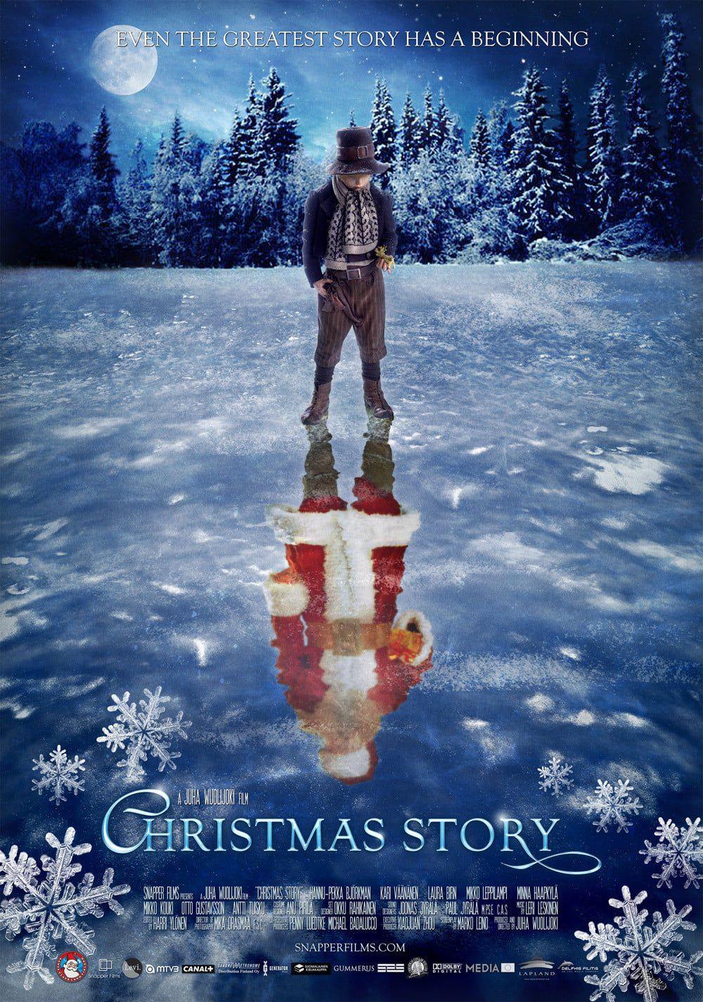 La Véritable Histoire du Père Noël - Film (2007)