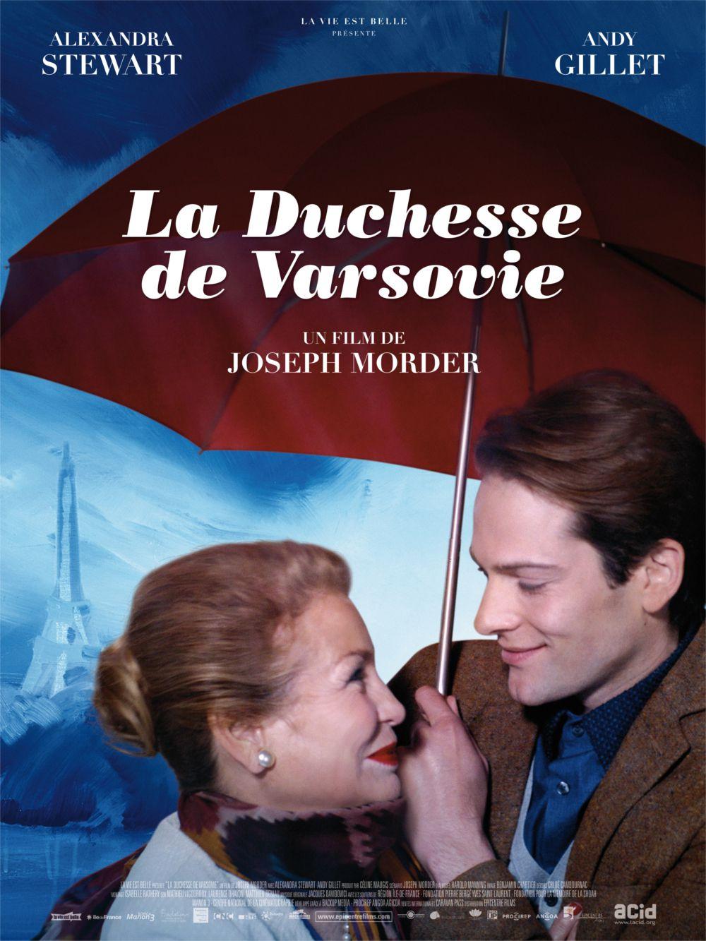 La duchesse de Varsovie - Film (2015)