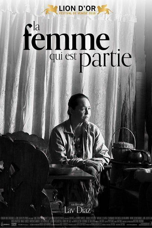 La femme qui est partie - Film (2016)