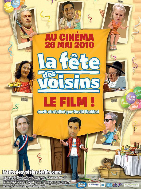 La fête des voisins - Film (2010)