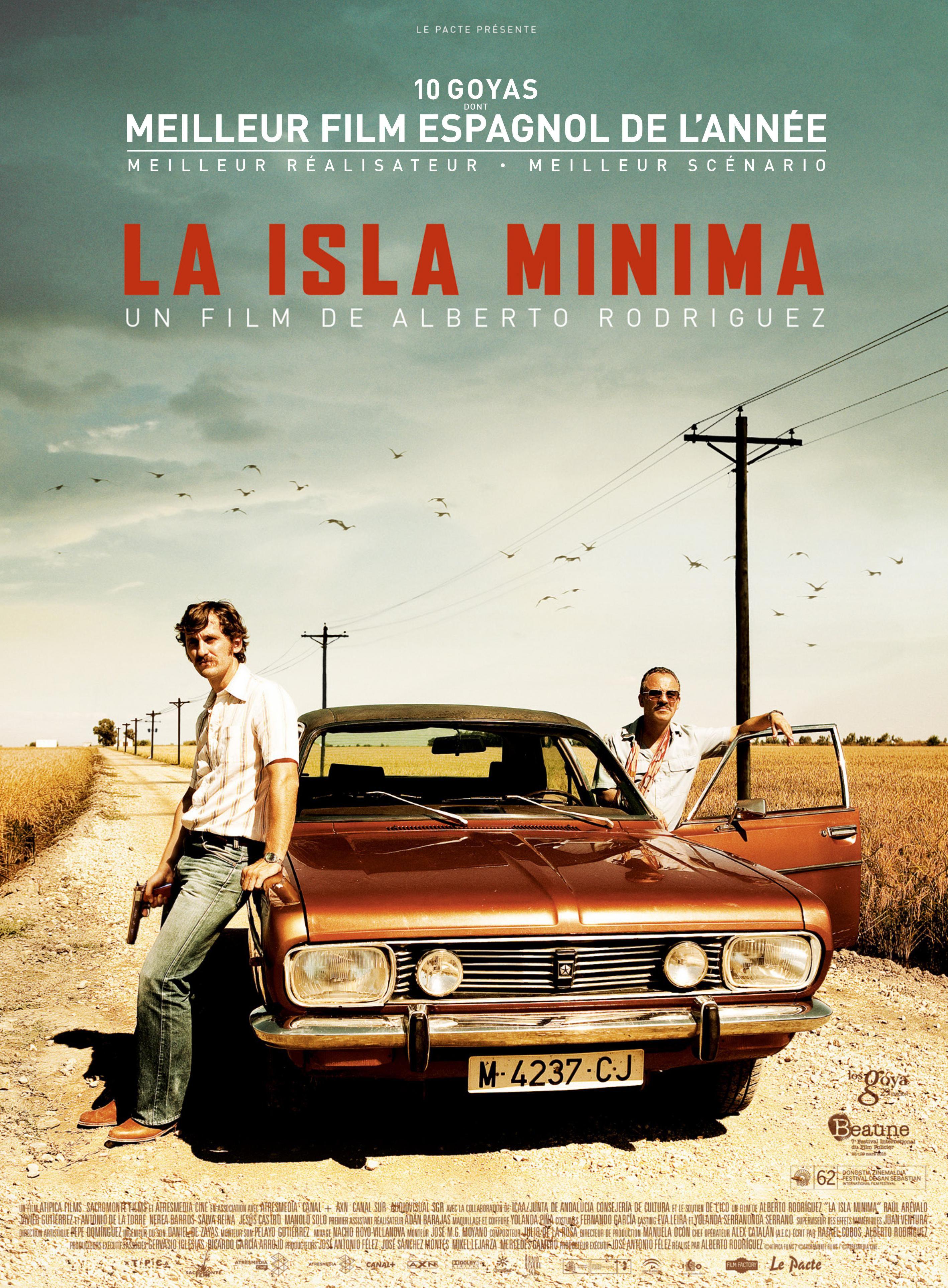 La isla mínima - Film (2014)