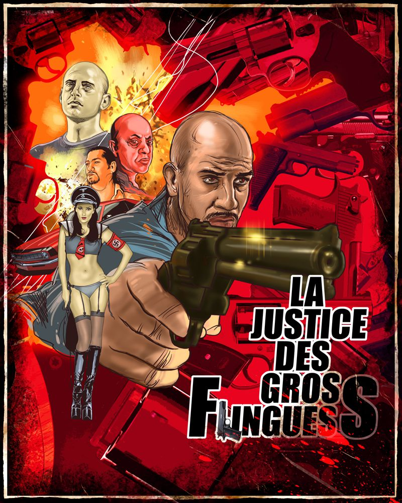 La justice des gros flingues - Film (2013)