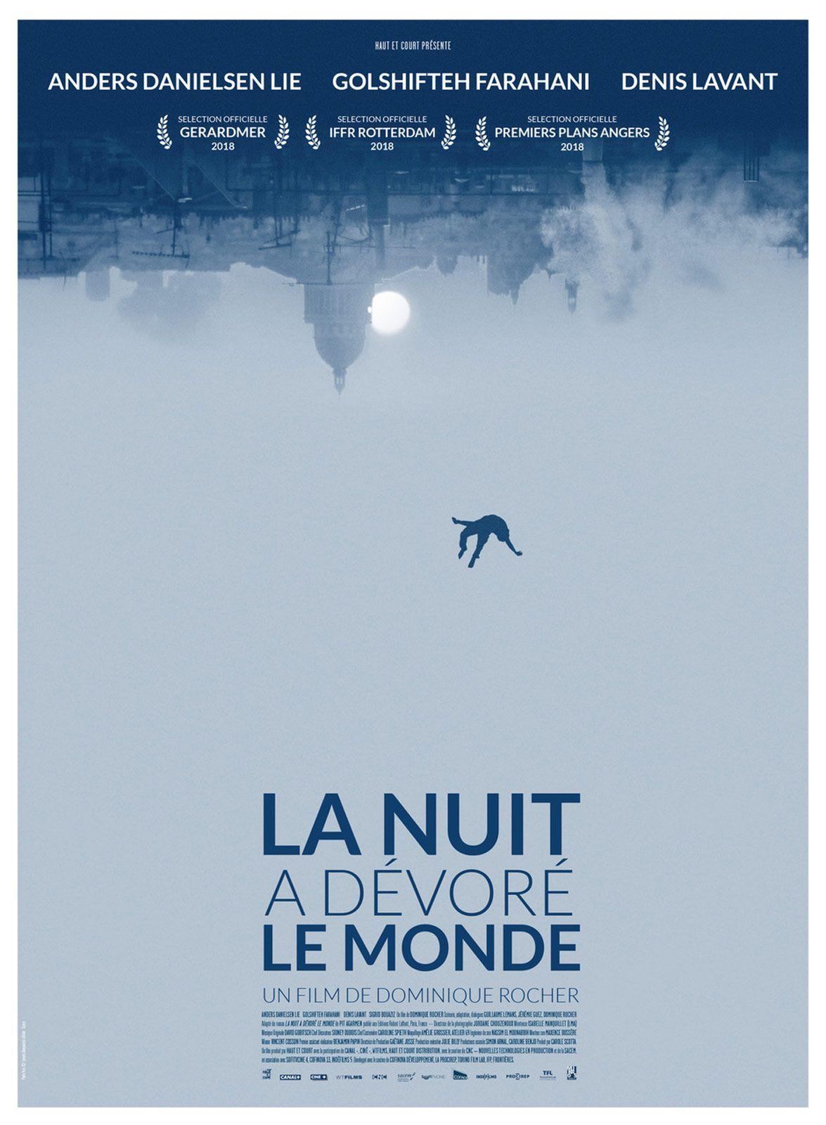 La nuit a dévoré le monde - Film (2018)