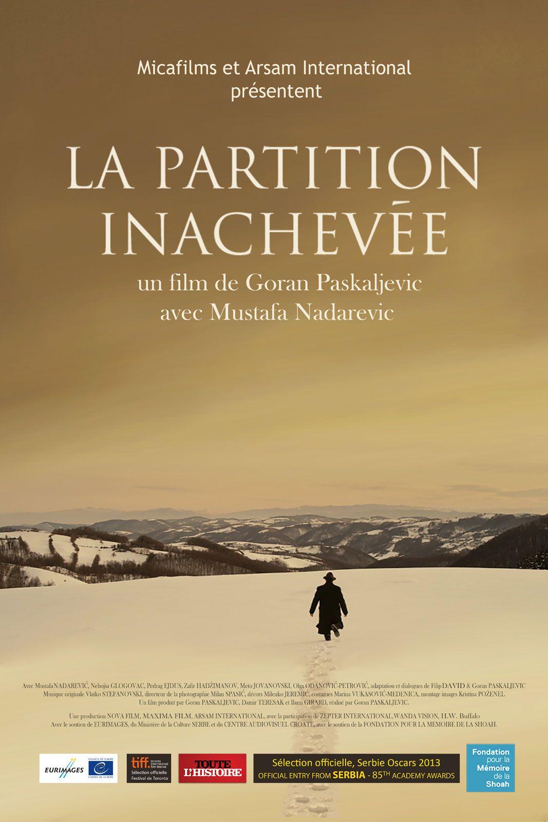 La partition inachevée - Film (2014)