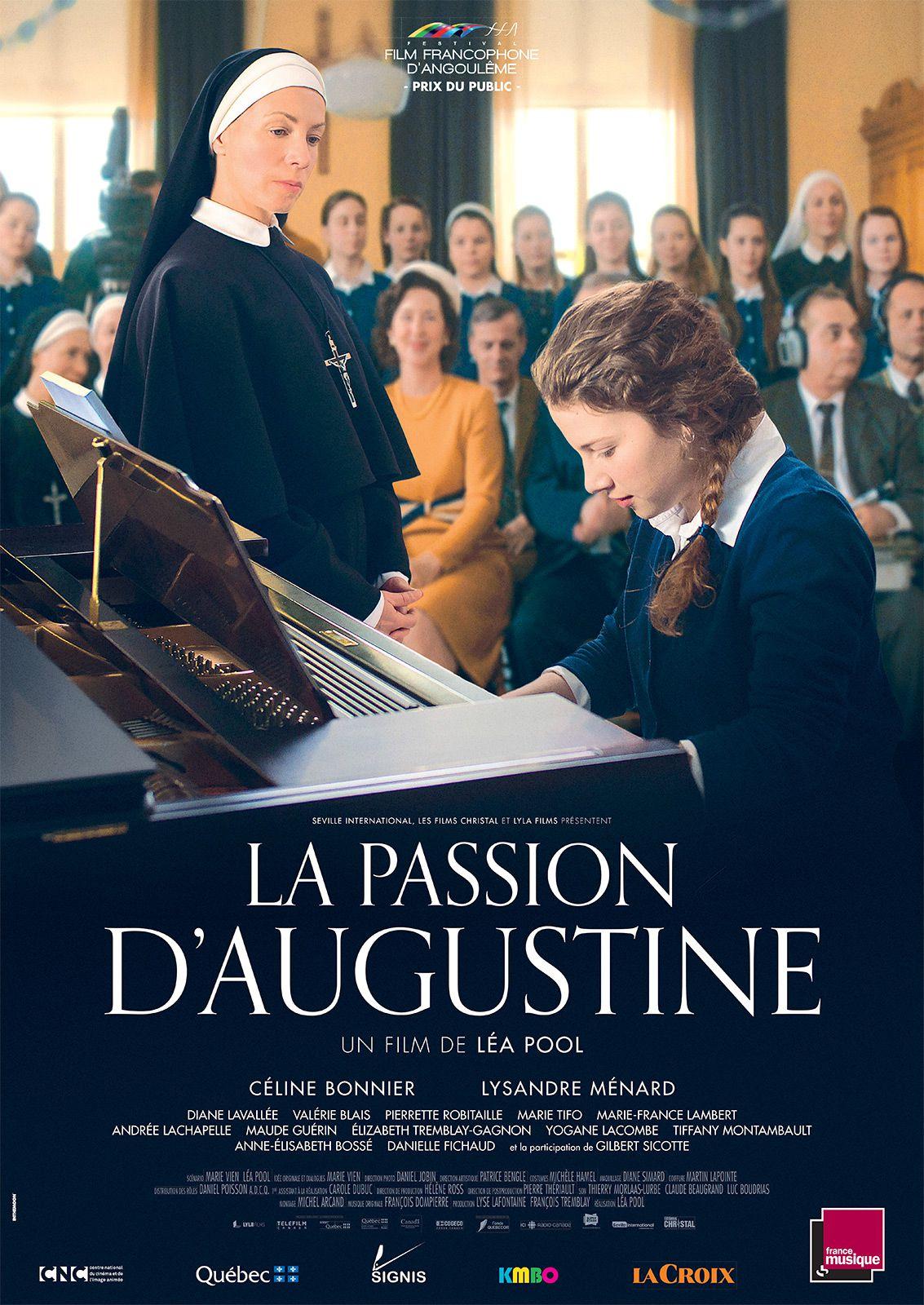 La passion d'Augustine - Film (2015)