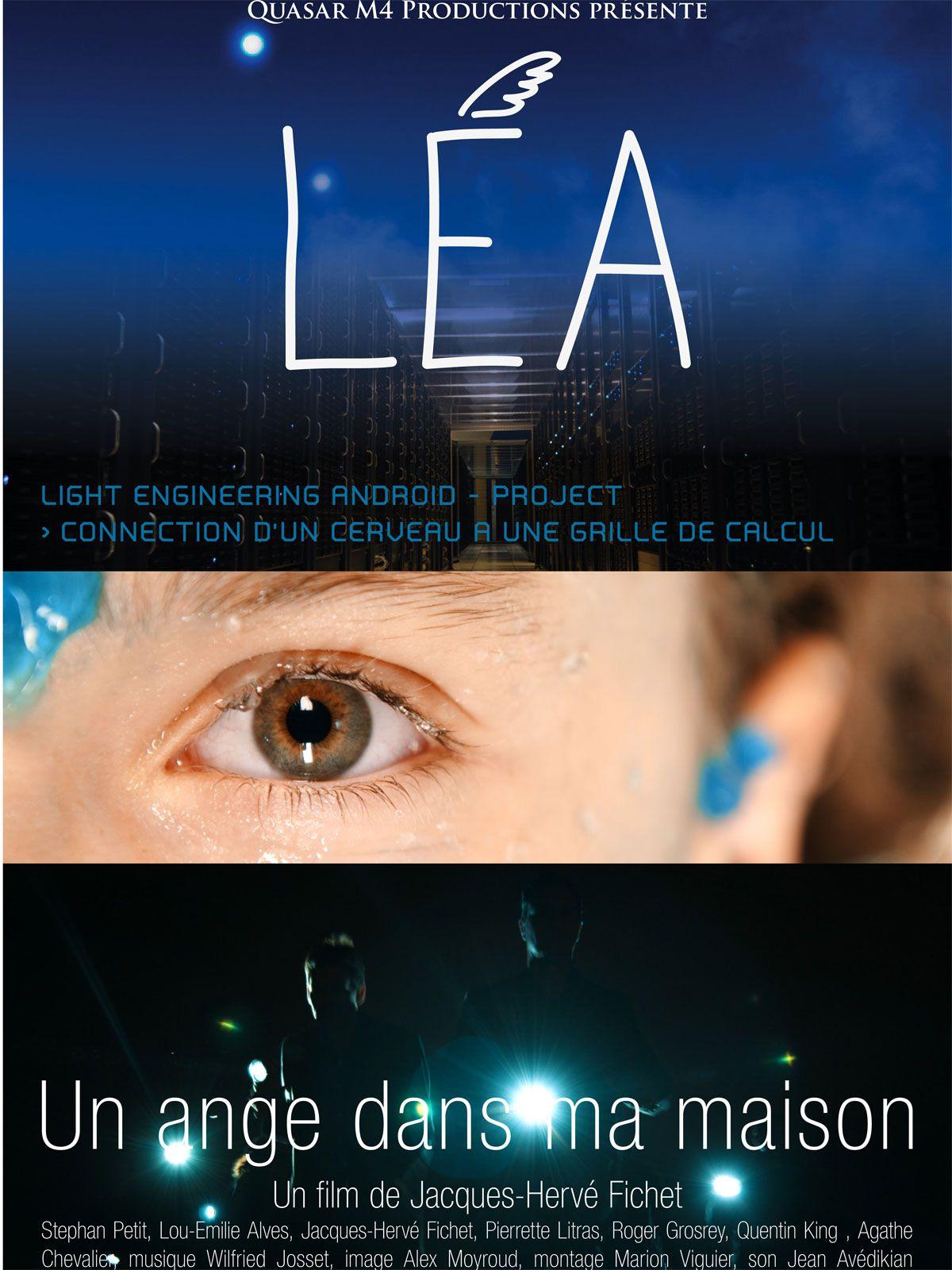 Léa, un ange dans ma maison - Film (2015)