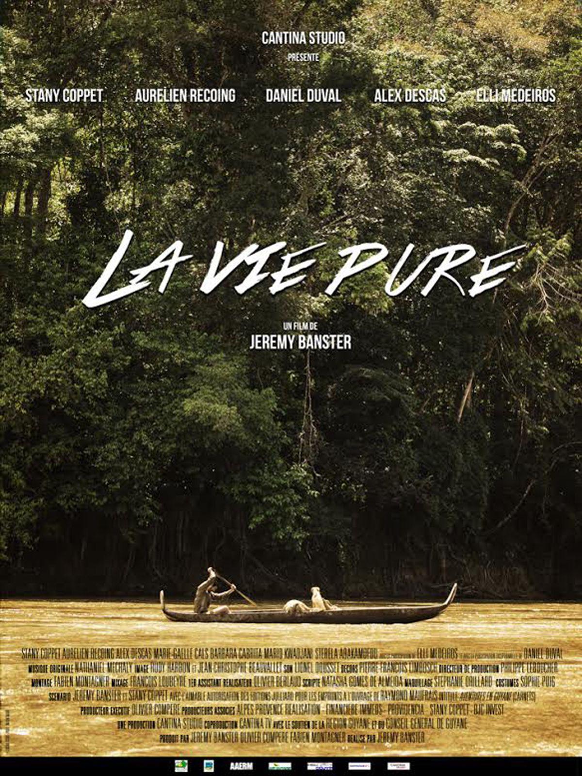 La vie pure - Film (2015)