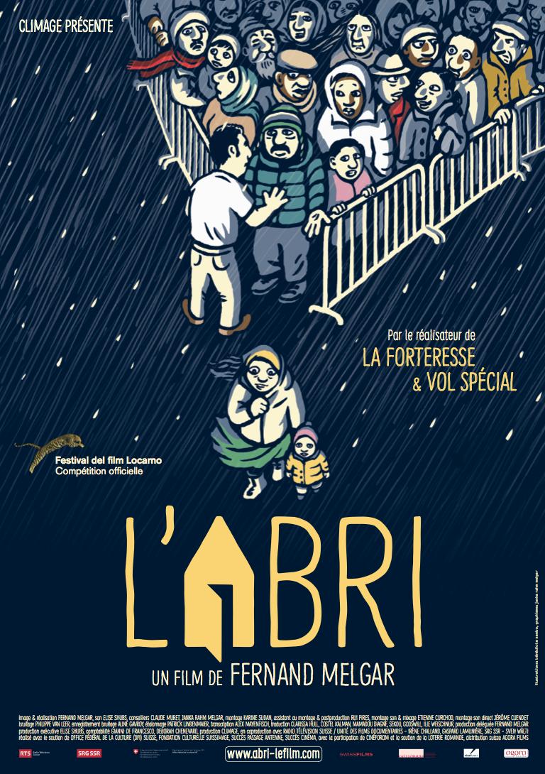 L'abri - Documentaire (2015)