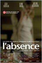 L'absence - Film (2010)