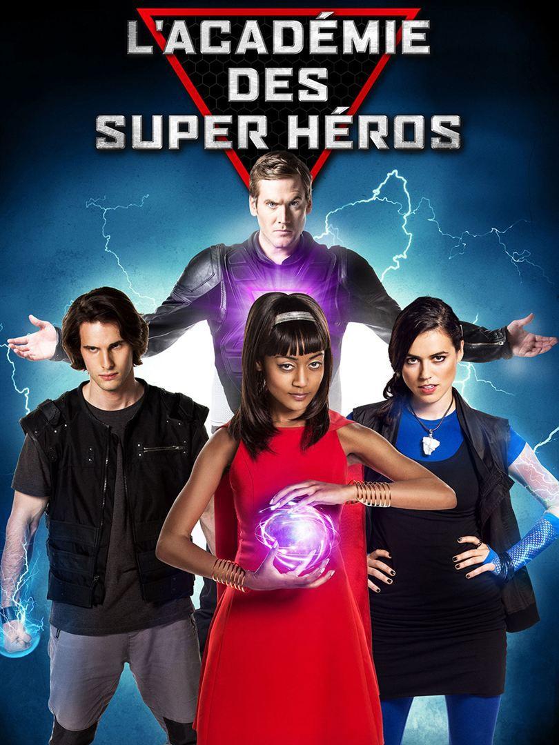 L'academie Des Super Heros - Film (2016)