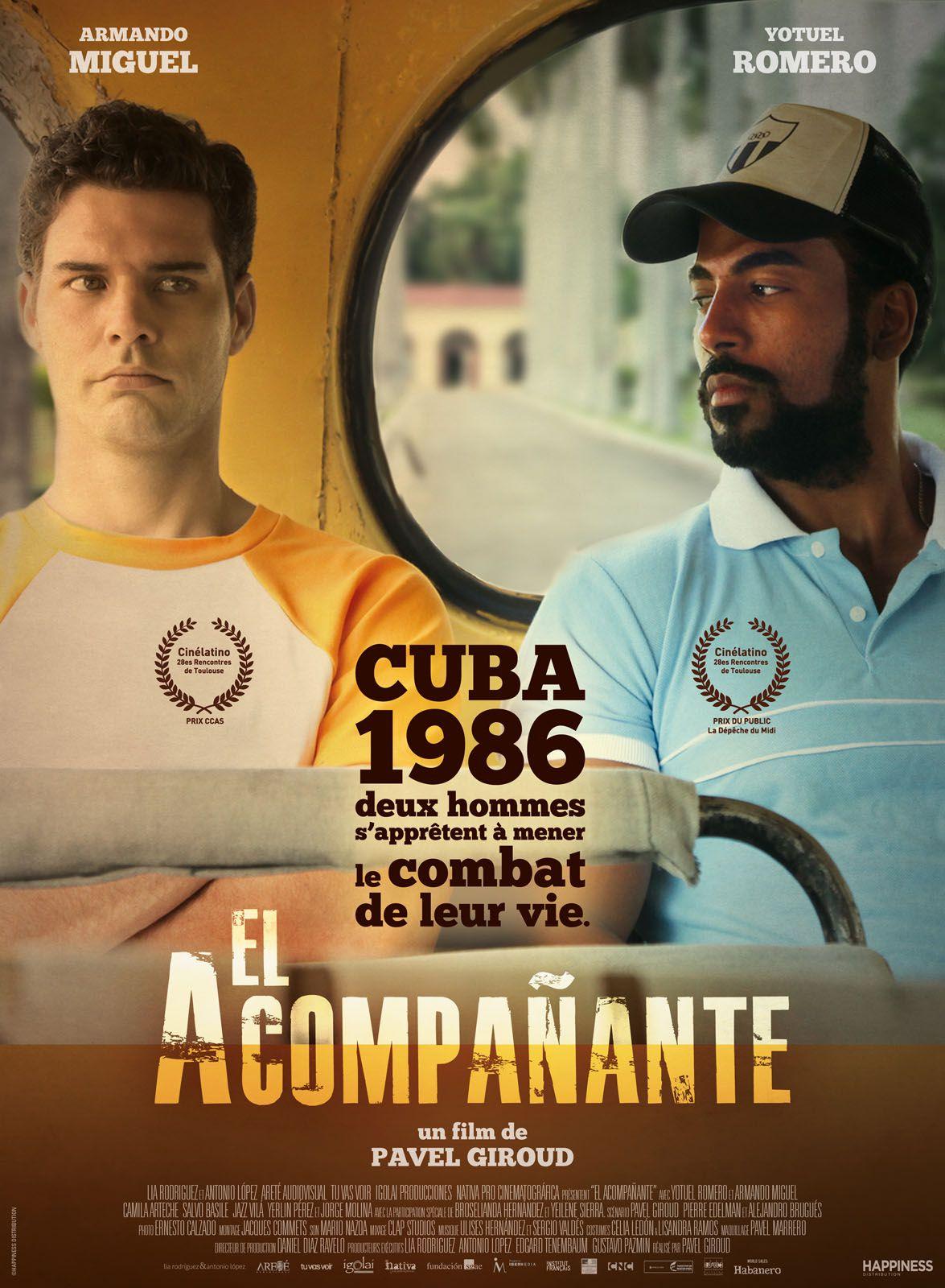 L'accompagnant - Film (2016)