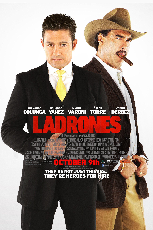 Ladrones - Film (2015)