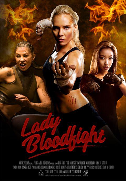 Lady Bloodfight - Film (2015)
