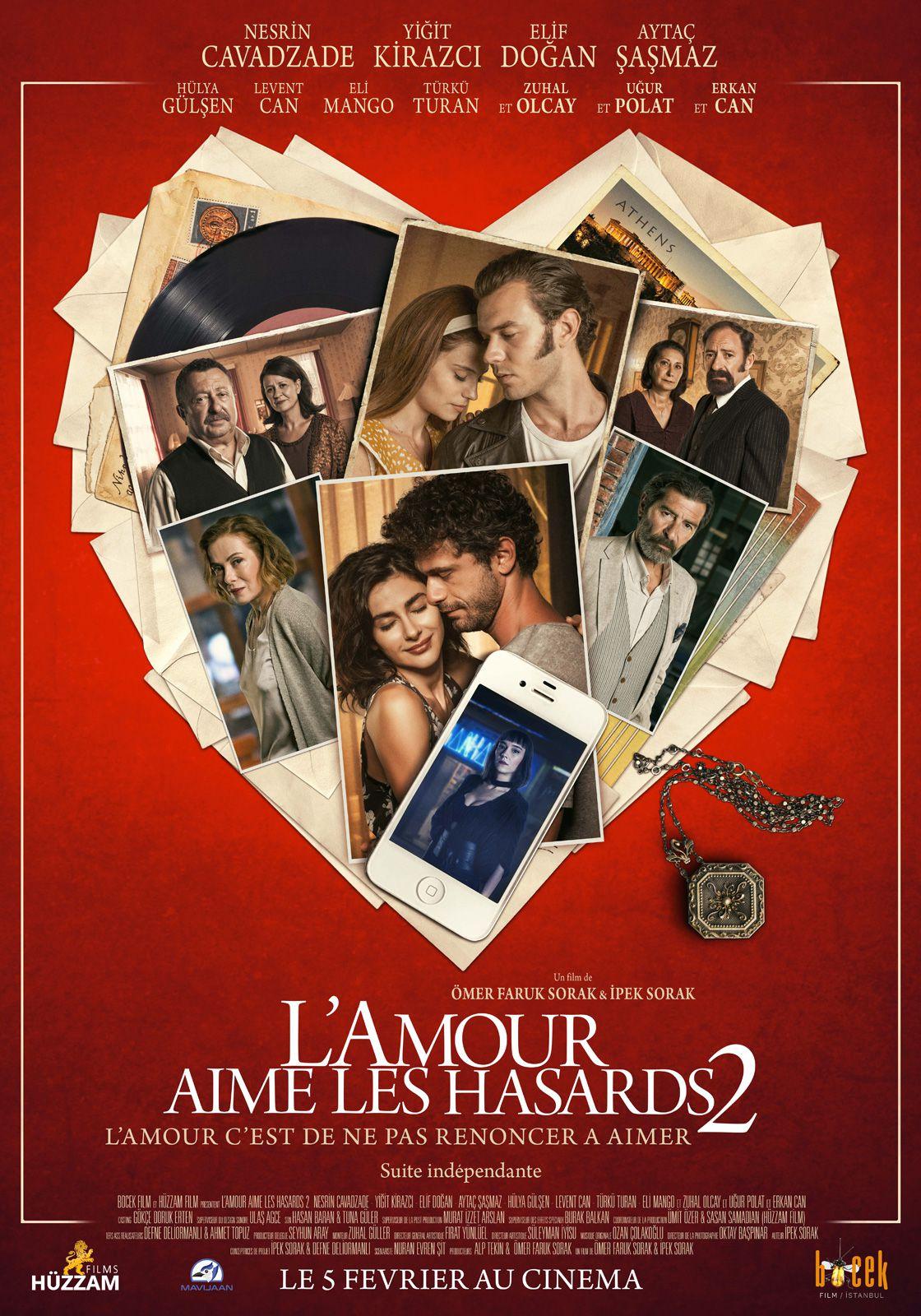 L'amour aime les hasards 2 - Film (2020)
