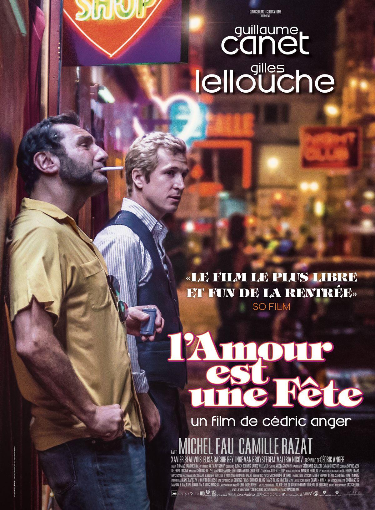 L'amour est une fête - Film (2018)