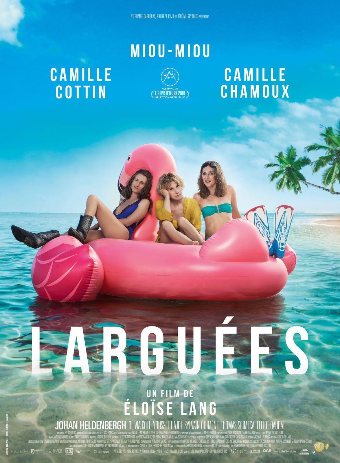 Larguées - Film (2018)