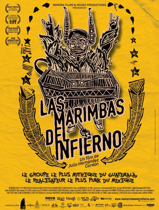 Las Marimbas del Infierno - Documentaire (2010)