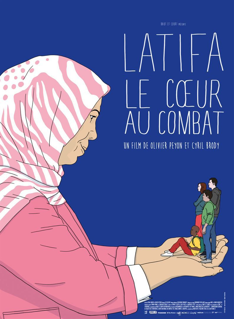 Latifa, le cœur au combat - Documentaire (2017)