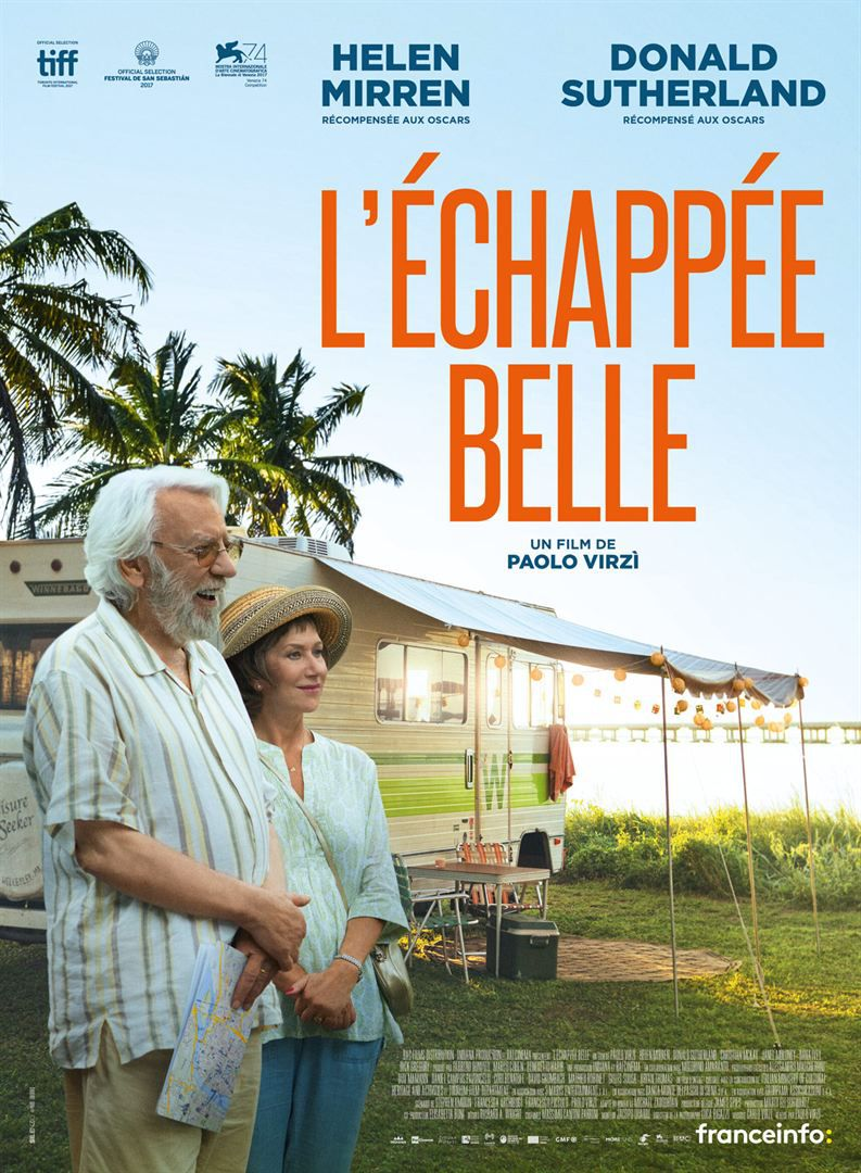 L'Échappée belle - Film (2018)
