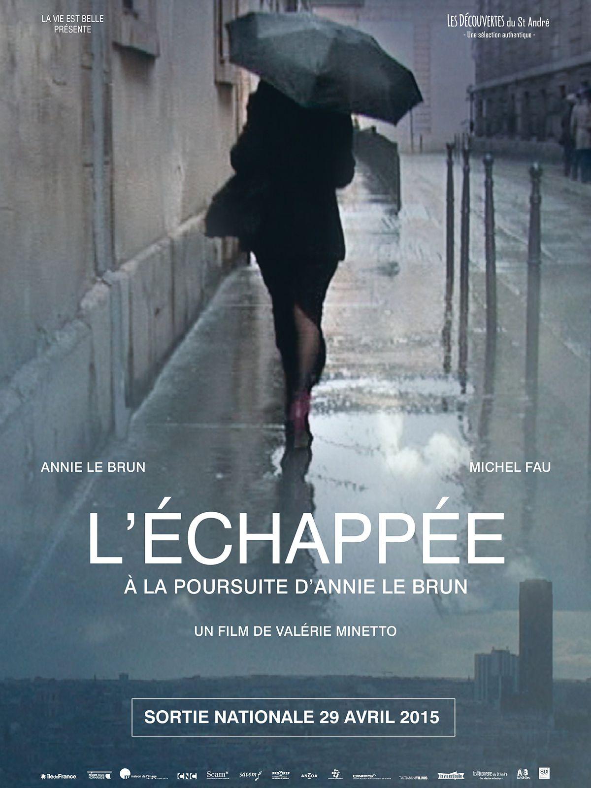 L'échappée, à la poursuite d'Annie Le Brun - Documentaire (2015)