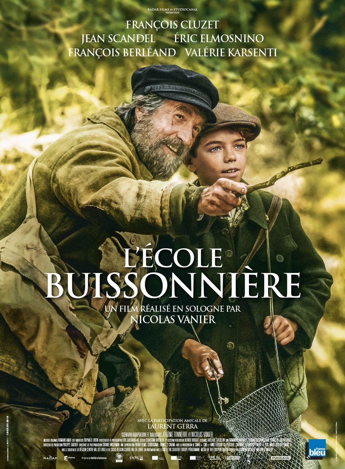 L'École buissonnière - Film (2017)