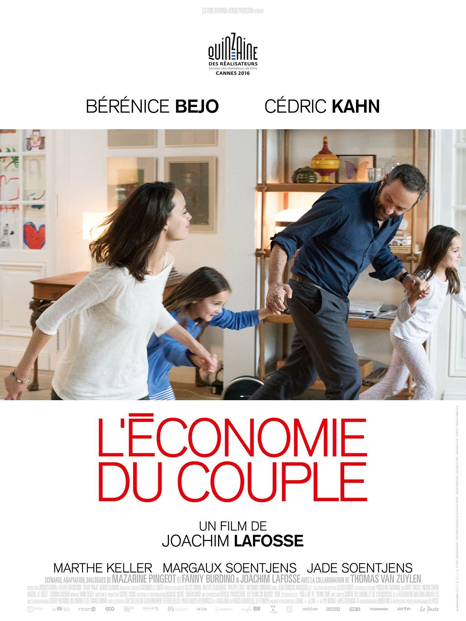 L'Économie du couple - Film (2016)