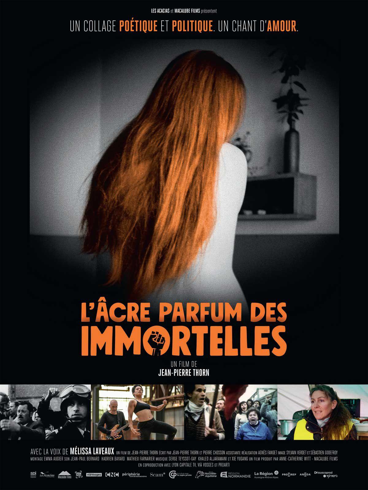 L'Âcre Parfum des immortelles - Documentaire (2019)