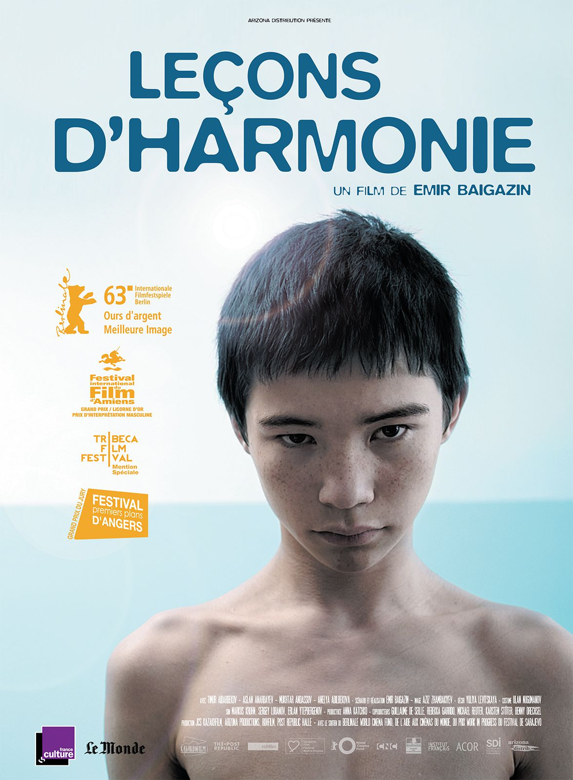 Leçons d'harmonie - Film (2014)