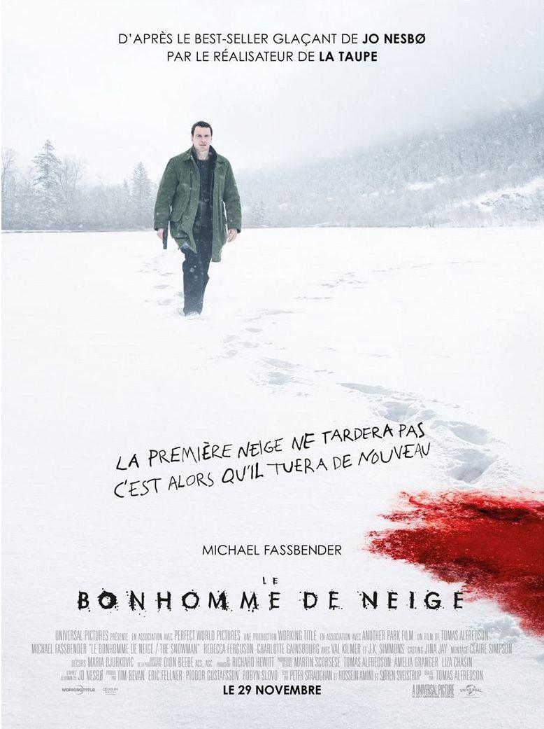 Le Bonhomme de neige - Film (2017)