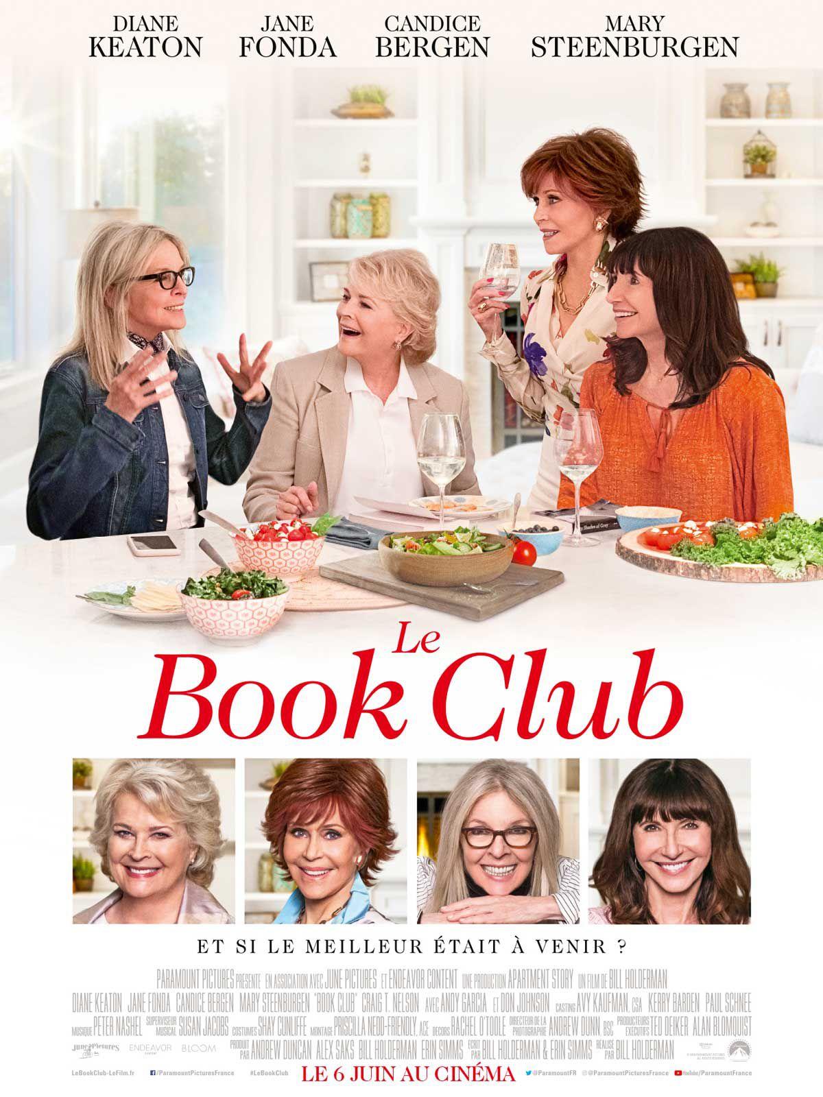 Le Book Club - Film (2018)