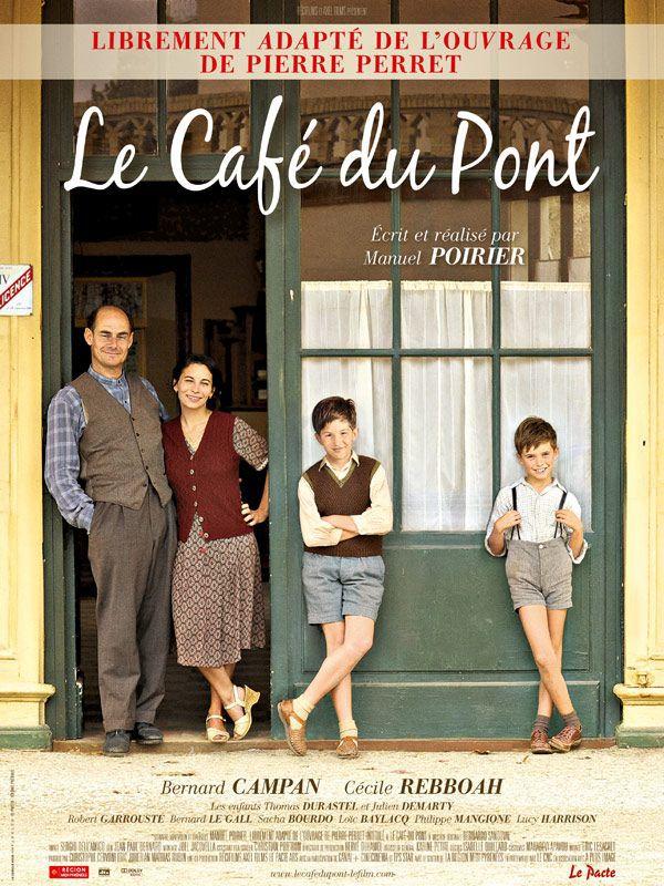 Le Café du pont - Film (2010)