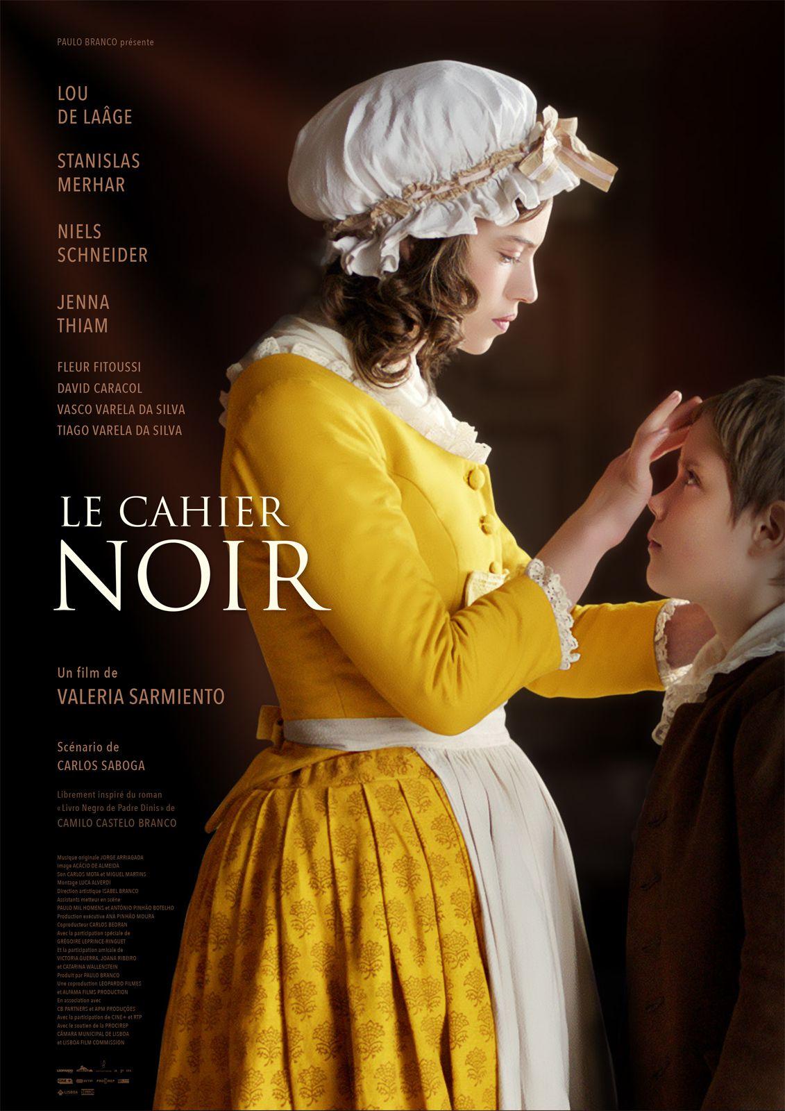 Le Cahier Noir - Film (2018)