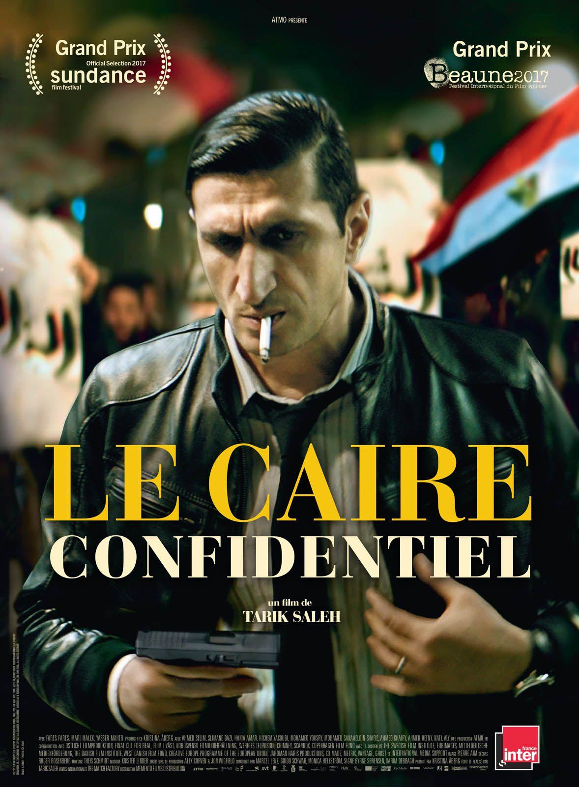 Le Caire Confidentiel - Film (2017)
