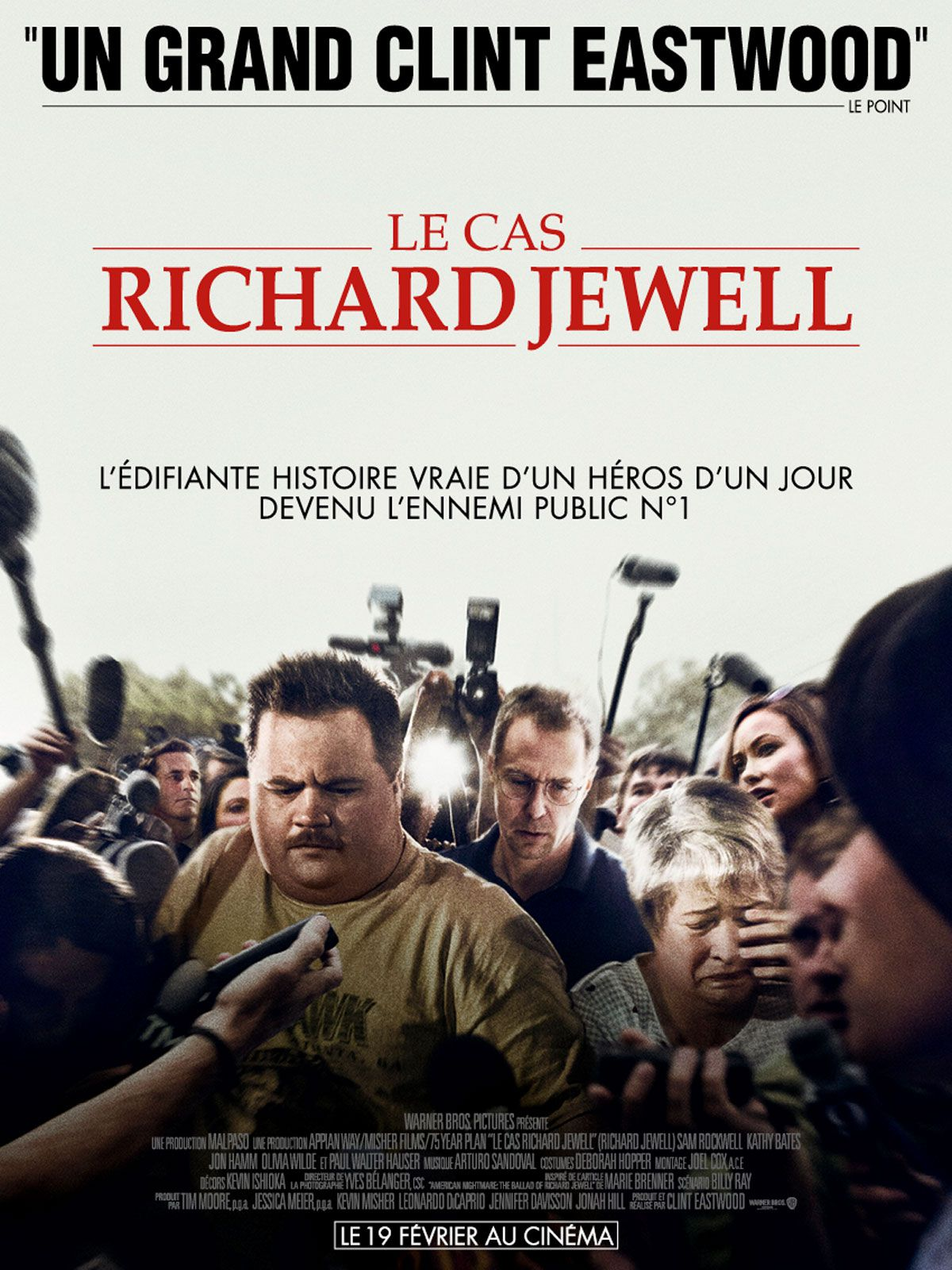 Le Cas Richard Jewell - Film (2020)