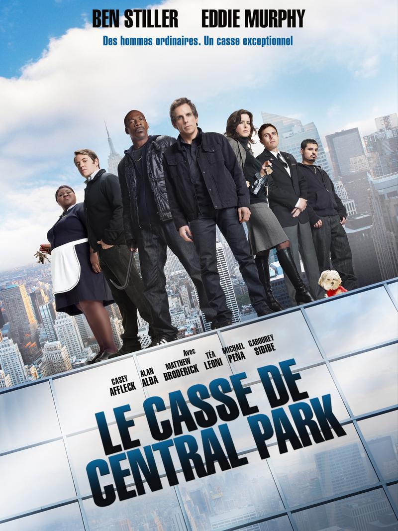 Le Casse de Central Park - Film (2011)