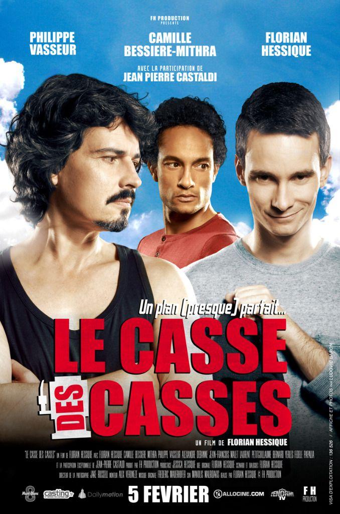 Le Casse des casses - Film (2014)
