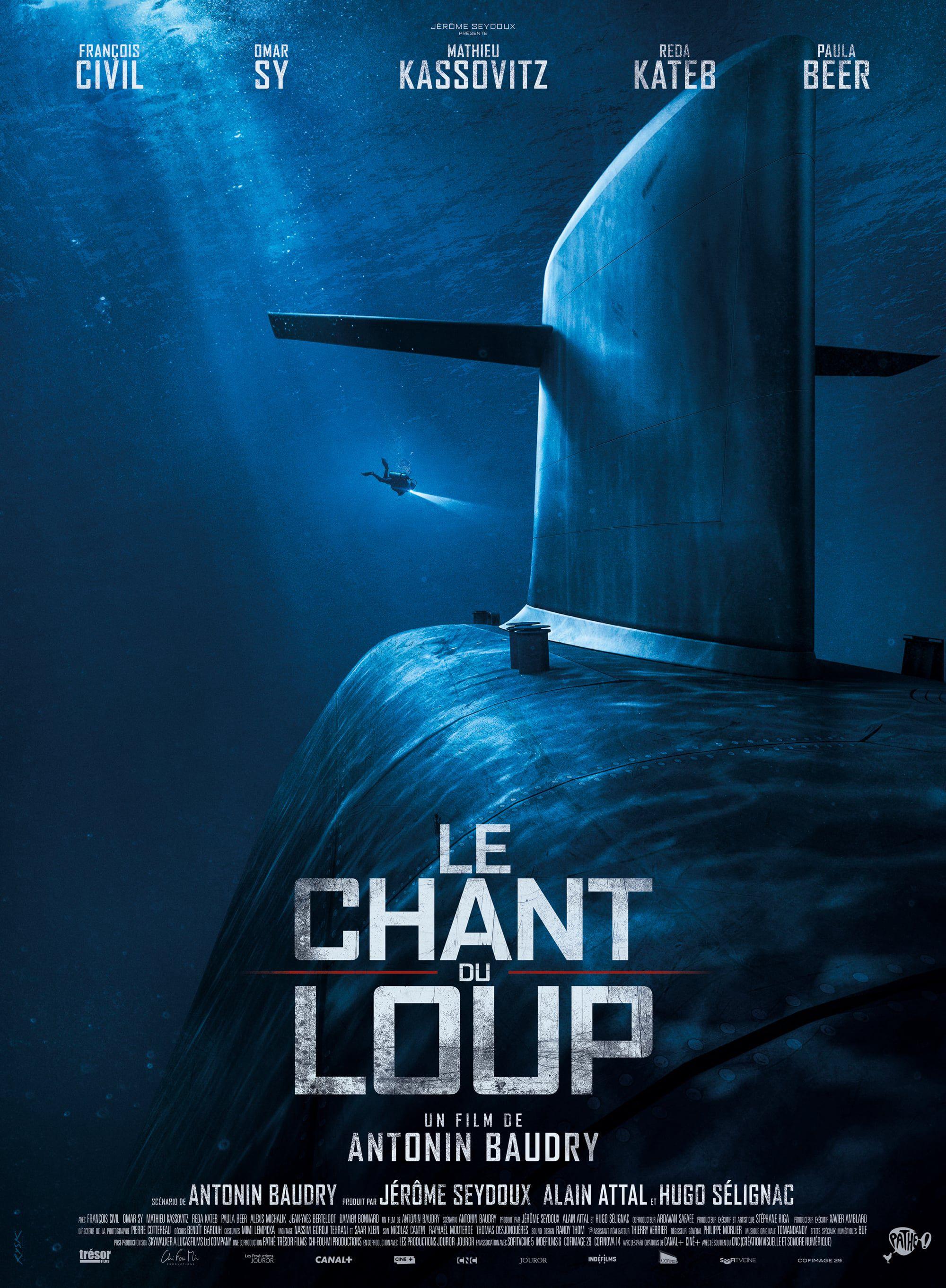 Le Chant du loup - Film (2019)