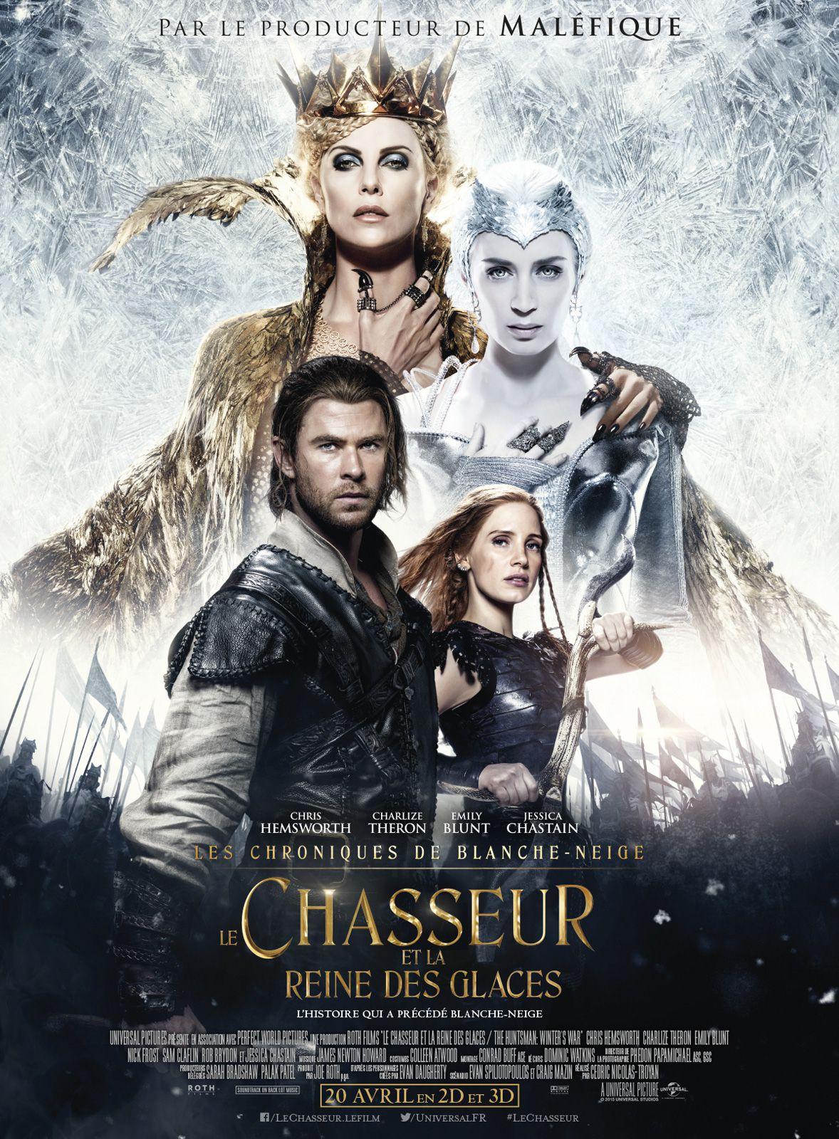 Le Chasseur et la Reine des glaces - Film (2016)