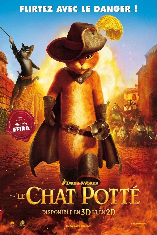 Le Chat Potté - Long-métrage d'animation (2011)