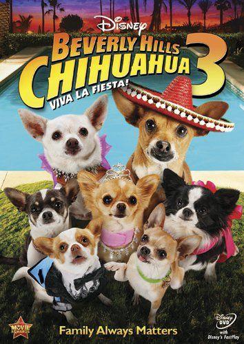 Le Chihuahua de Beverly Hills 3 - Film (2012)